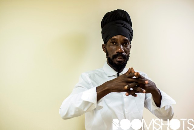 "Reasoning with Sizzla: ""I'm a Different Sort; I Man a Rasta"""
