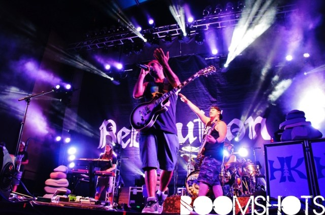 """WATCH THIS: Rebelution """"De-Stress"""" 360° Video Live at Red Rocks"""