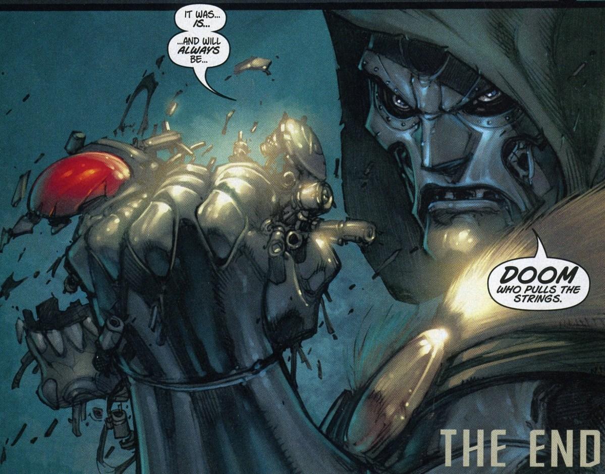 Doctor Doom | Badass of the Week