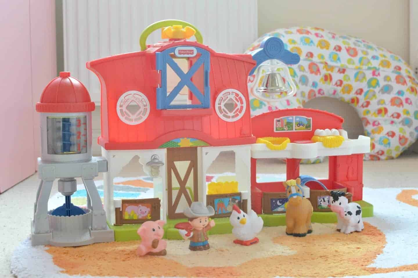 Fullsize Of Fisher Price Little People Farm