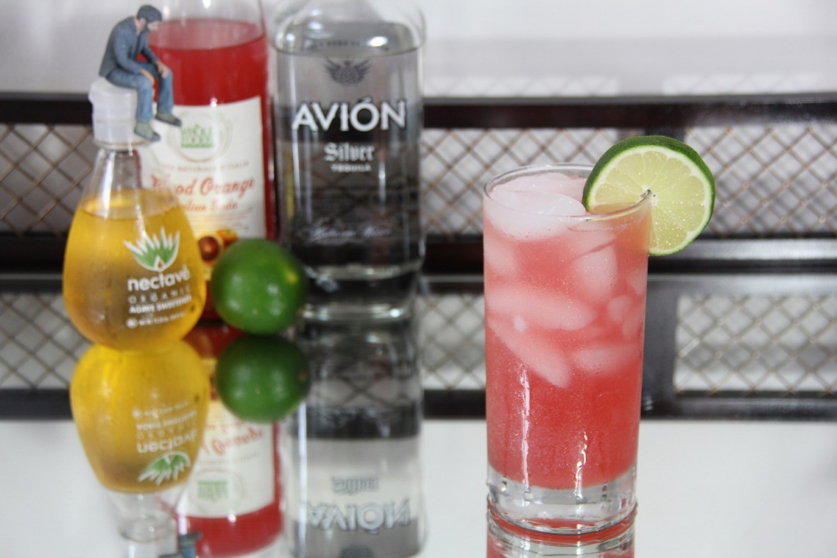 Blood Orange Paloma Proves Tequila Makes Better Cocktails Than the Margarita