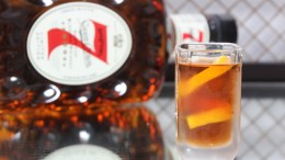 Seagrams Old Fashioned Shot boozist