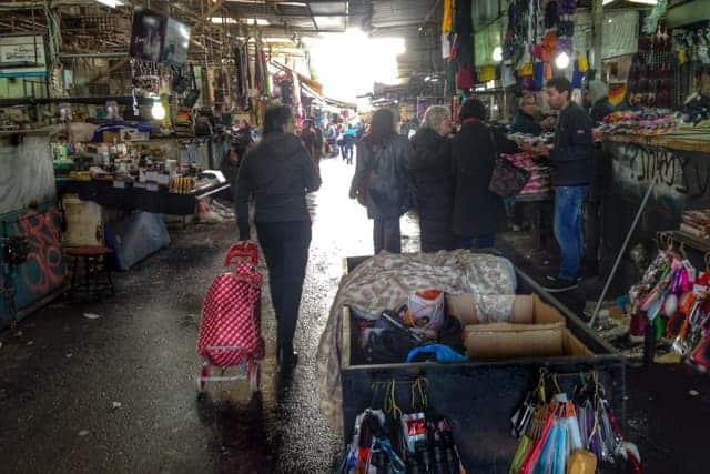 Camel Market, Tel Aviv, Israel