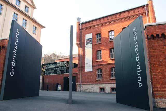 Stassi Museum, Erfurt, Germany