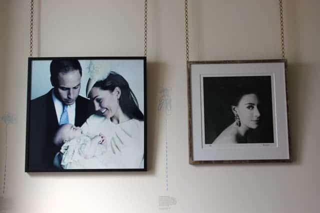 Prince William, Kate Middleton, Princess Margaret, Kensington Palace, London