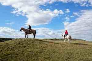 La Reata cowboy Ranch, Saskatchewan, Canada