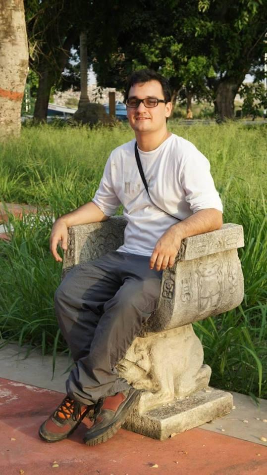 Iván Candeo, jurado en el festival Encuentro para Cinéfagos