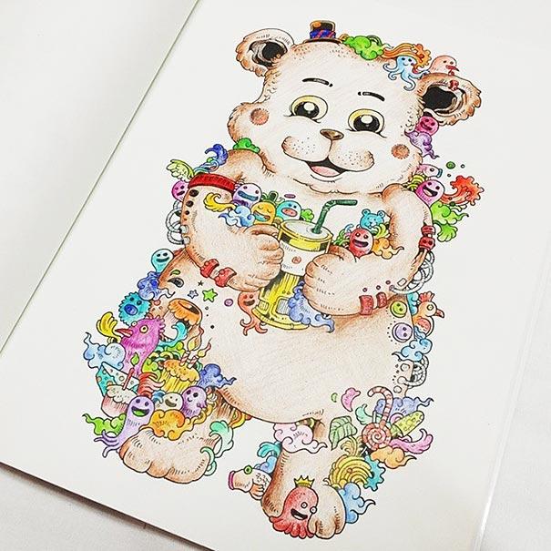 libro-colorear-adultos-doodle-invasion-kerby-rosanes (4)