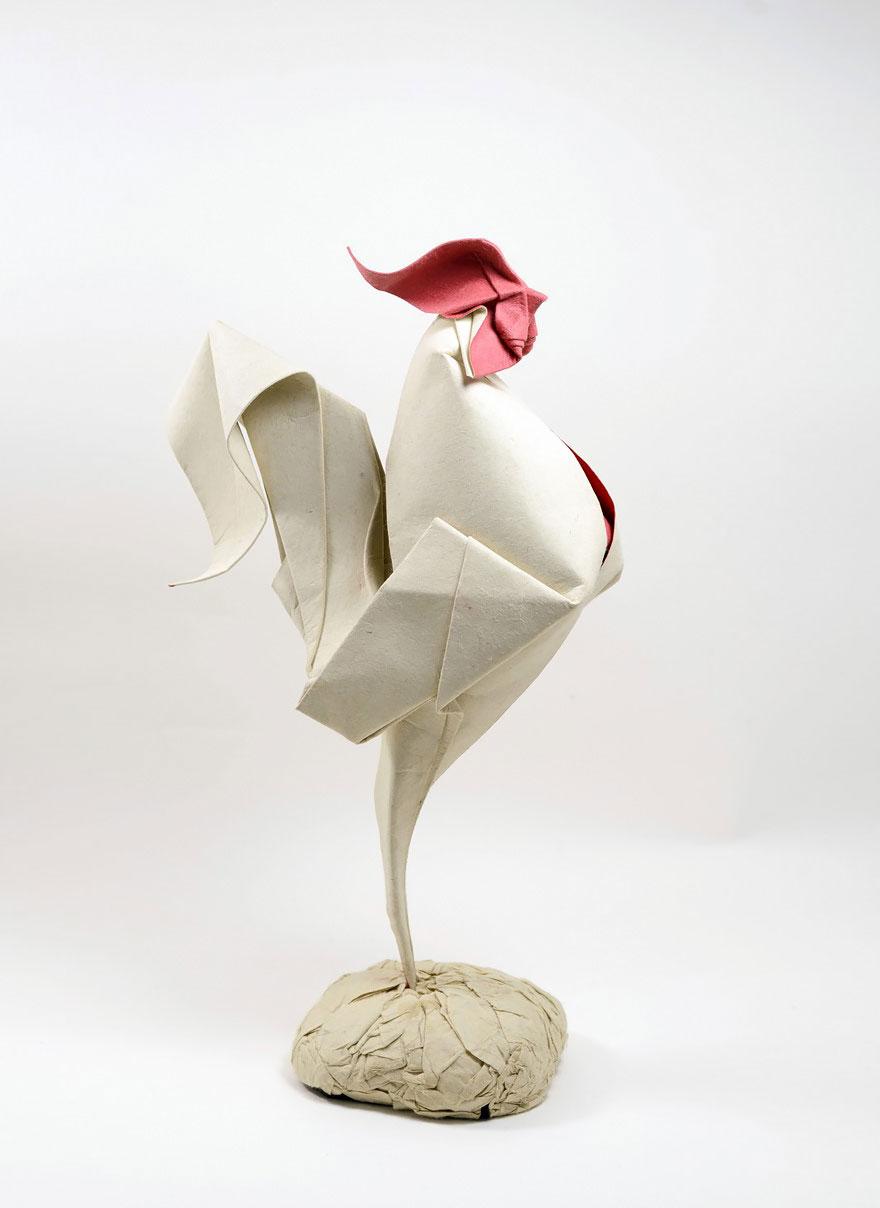 figuras-animales-origami-papiroflexia-humeda-hoang-tien-quyet (3)