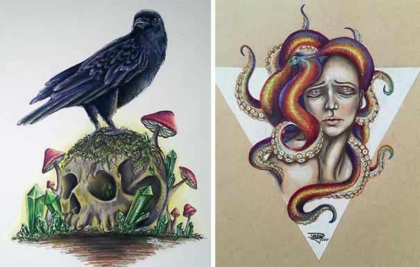 dibujos-acuarelas-autodidacta-dany-lizeth (7)