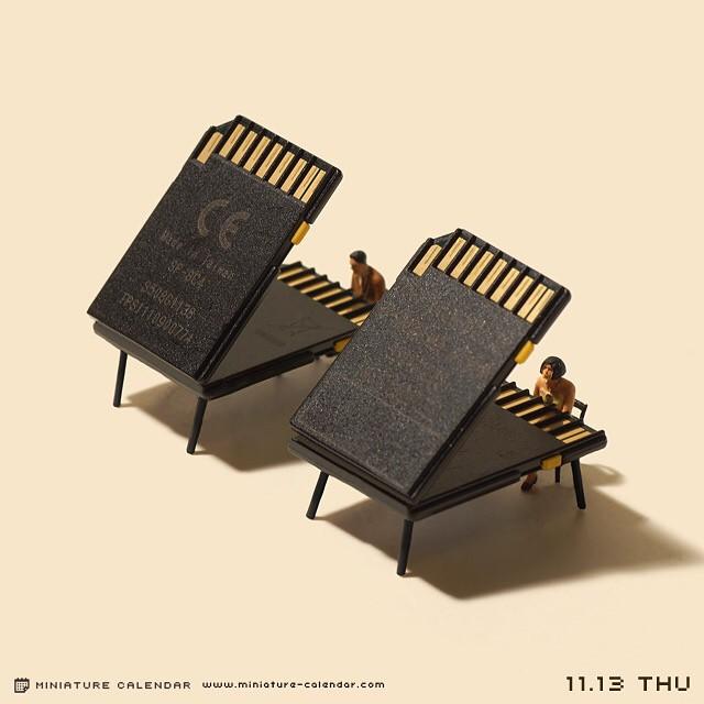 calendario-diario-dioramas-miniatura-tanaka-tatsuya (19)