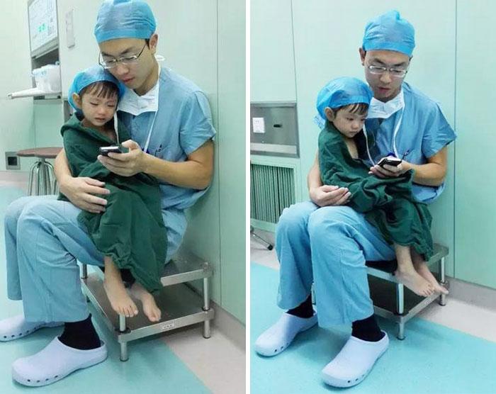 cirujano-shi-zhuo-calma-nina-antes-operacion-corazon-china (1)