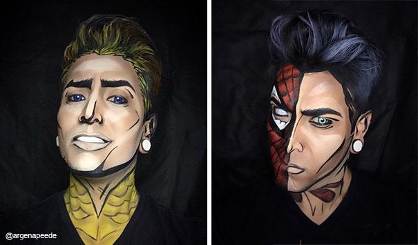 maquillaje-bodypaint-superheroes-argenis-pinal (12)