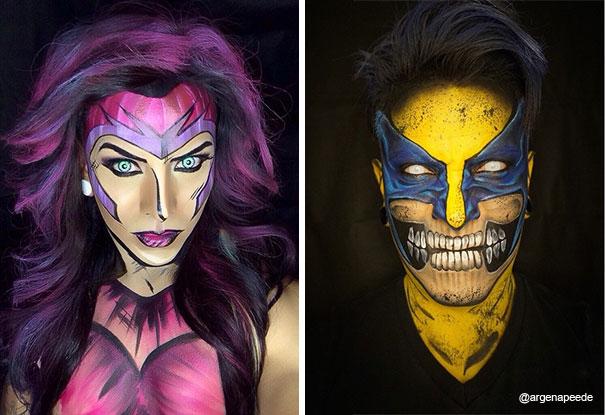 maquillaje-bodypaint-superheroes-argenis-pinal (13)