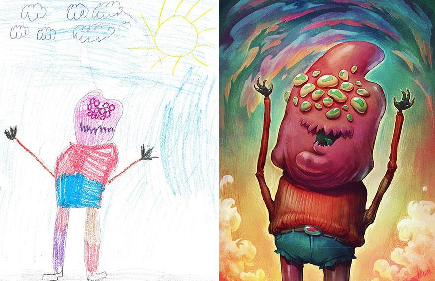 dibujos-infantiles-monstruos-artistas-monster-project (9)