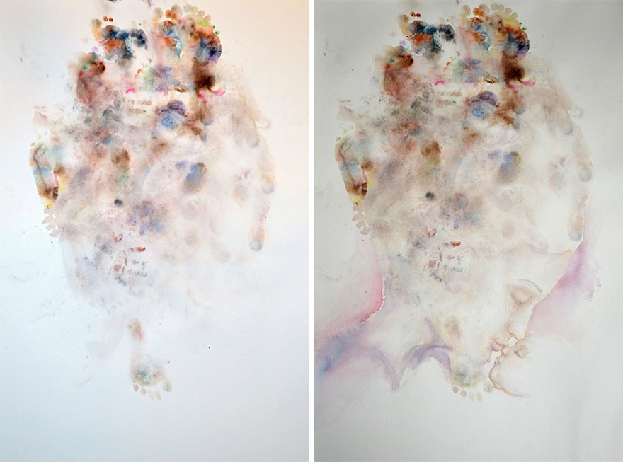 madre-hija-garabatos-pintura-eve-ruth-oosterman (11)