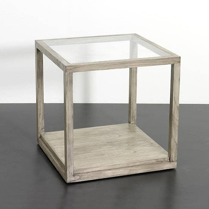Mesa auxiliar harmon muebles de dise o borgia conti for Mesa auxiliar comedor