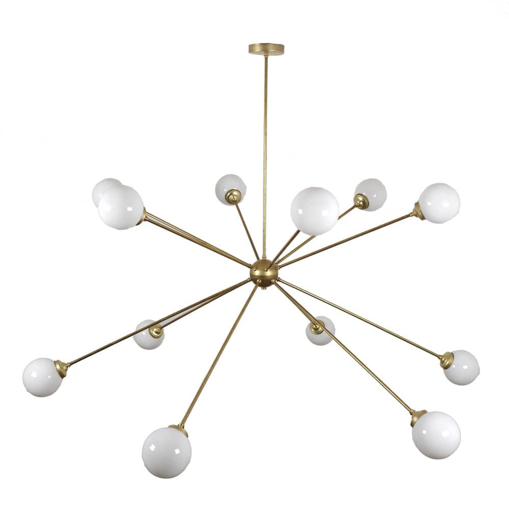 L mparas de techo accesorios de iluminaci n borgia conti - Lamparas de oficina techo ...