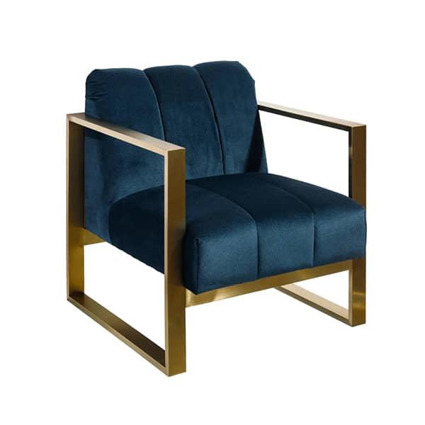 sillon-diseño-acero-azul