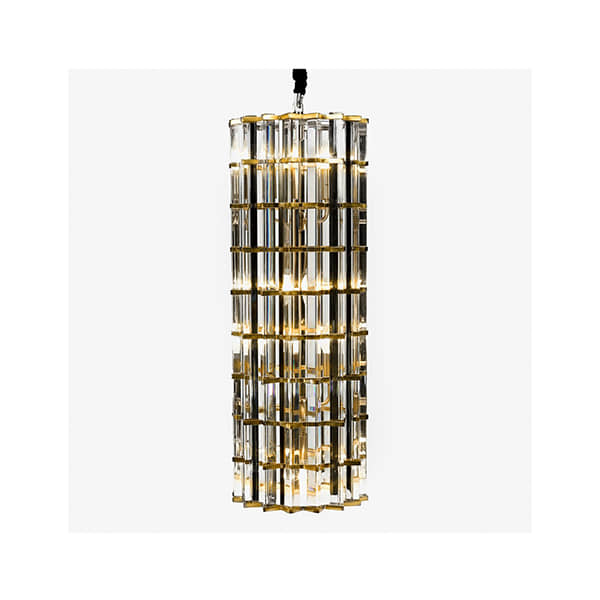 lampara-dorado-envejecido-diseño-techo