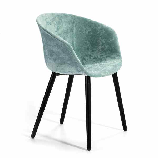 silla-comoda-disño-negro-verde