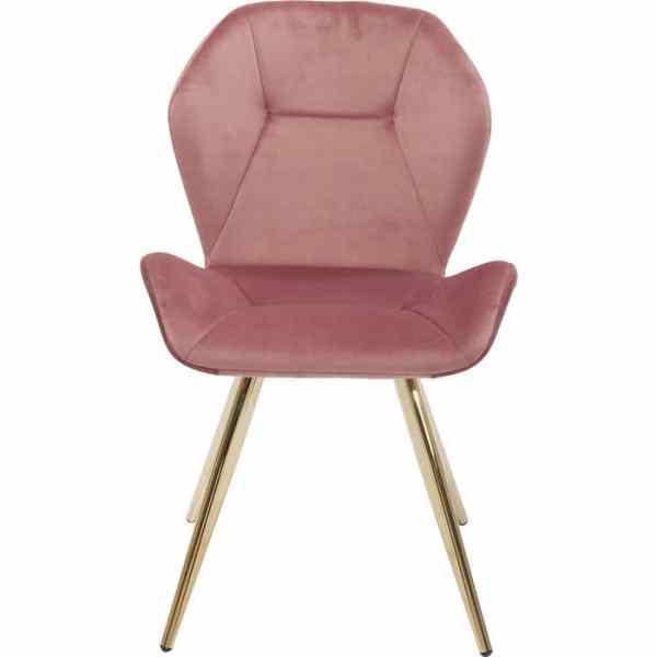 silla-rosa-terciopelo-diseño-compra-online-borgiaconti