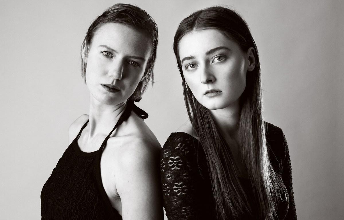 Modelle: Olivia und Dunja Hair & Make-Up: Cj.Visagistic