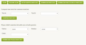 AncestryDNA Helper used to find another possible branch of the tree - Kunz Family