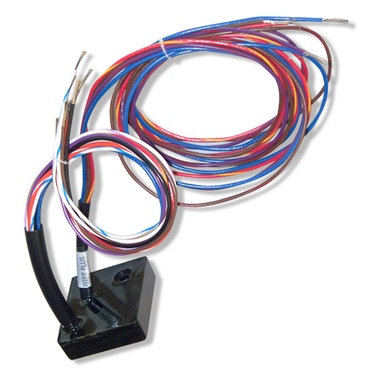 Wiring Harness For Custom Motorcycle : Wire plus introduces power lighting control modules and