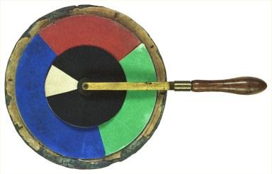 Cerchio di colori di Maxwell