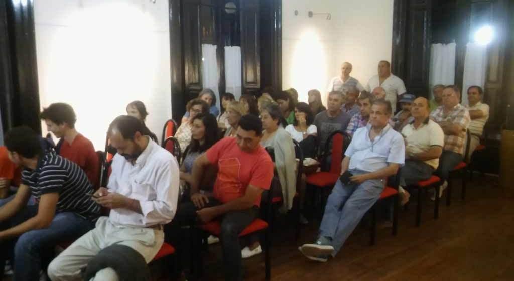 Sesión extraordinaria HCD