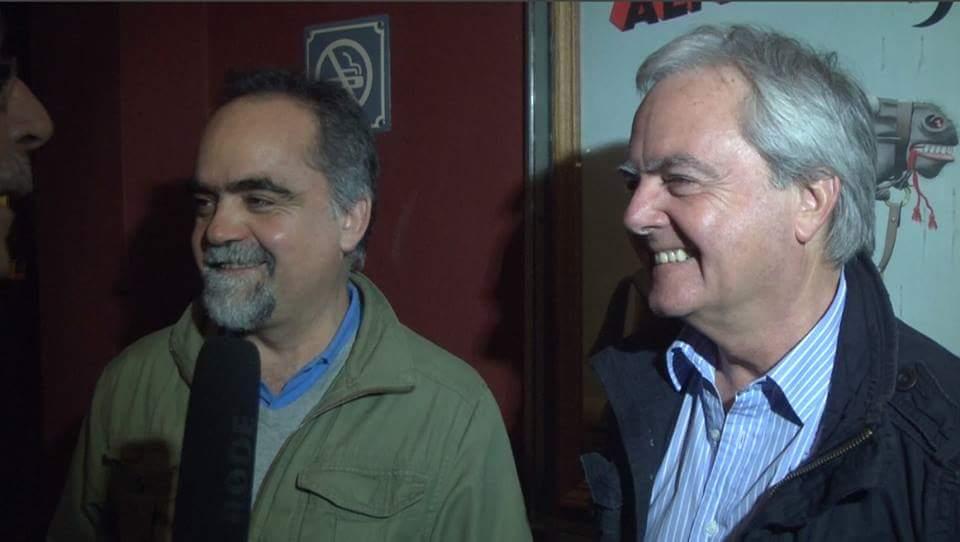 Mariano y Federico Pinedo