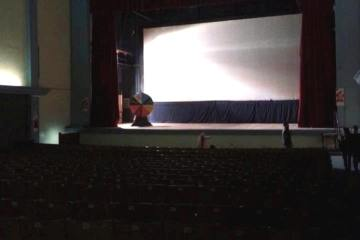 La Voz de Areco en el Cine-Teatro Vieytes
