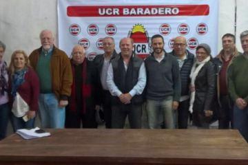 Reunión de concejales radicales de la segunda sección electoral