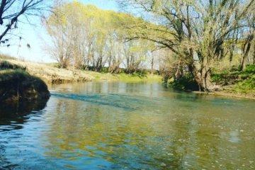 Recorrida aguas arriba Río Areco