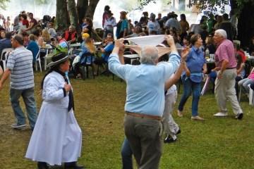 Record de vecinos y turistas en la Fiesta Nacional de la Tradición