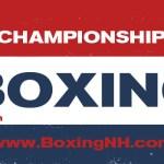 Boxing Windham NH Skowhegan ME April 28