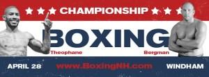 Boxing NH Windham Skowhegan April 28 tickets event