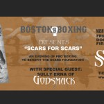 Boxing Boston Nashua NH Community College Scars Foundation Godsmack Sully Erna August 16 Hampton Rim July 20