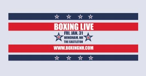 Boxing Windham NH January 31 2020 Castleton
