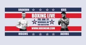 Boxing Windham NH January 31 Castleton