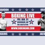 Boxing Windham NH January 31 Castleton
