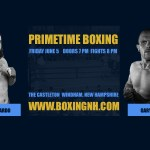 Boxing Windham NH Castleton June 5 tickets event