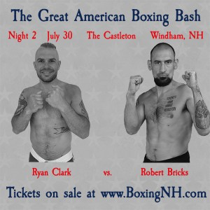 Boxing July 30 Windham NH Derry Manchester Londonderry fight tickets event Police Milton