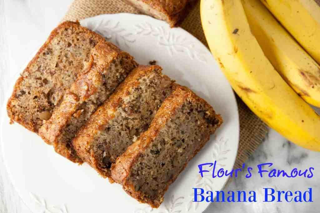 flours famous banana bread