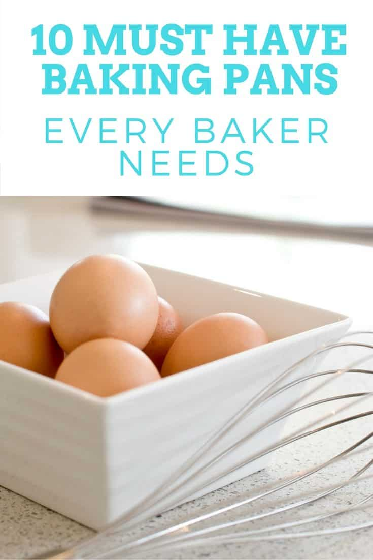 10 Must Have Baking pans 2