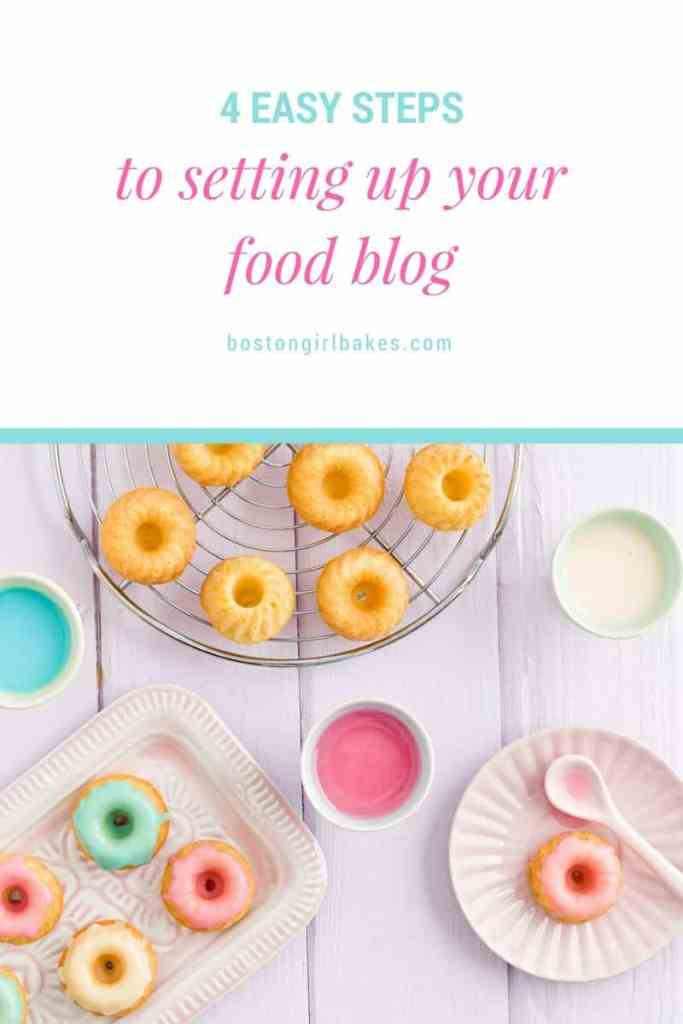4 Steps To Setting Up A food blog