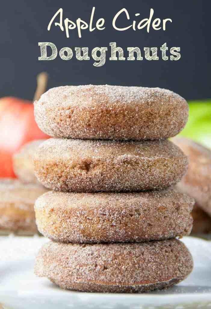 Cider Doughnuts Recipe — Dishmaps