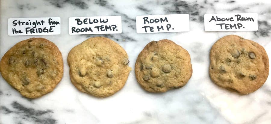 How Much Sugar Is In A Chocolate Chip Cookie
