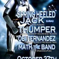 Asbestos Records Announces Spring Heeled Jack USA and Thumper Reunion at Middle East